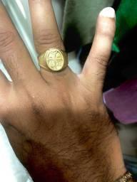 Símbolo da justiça Ouro maciço 18k