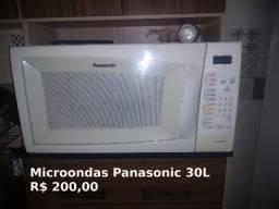 Microondas Panasonic 30L