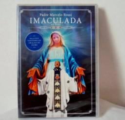 Dvd Padre Marcelo Rossi: Imaculada, Ao Vivo - Original Lacrado