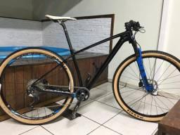 Bike mtb carbon