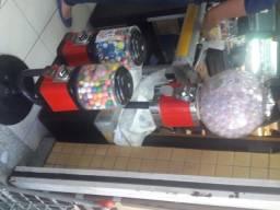 Rota / Operação de Maquina de bolinha Vending Machines
