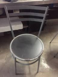 Cadeiras Usadas de ferro