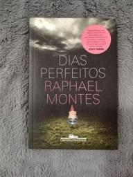 """Livro """"Dias Perfeitos"""" do Raphael Montes"""