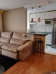 AC Apartamento com 2 dormitórios, andar alto, próx ao Cta e Embraer
