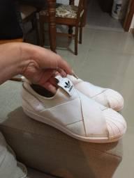 Tênis Adidas Branco original