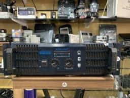 Amplificador De Potência Oneal Op5500 Funcionando 100%