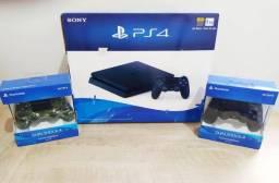 Black Friday!! Sony PS4 SLIM 1 Terabyte Novo Lacrado À Pronta Entrega Original Garantia