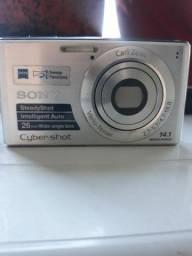 Vendo máquina fotográfica Sony