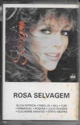 K7: Rosa Selvagem (novela mexicana da Verónica Castro)