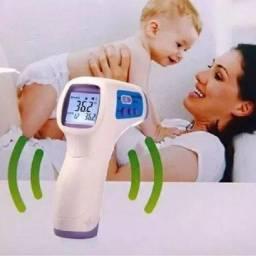Termômetro a Laser Digital Infravermelho Febre