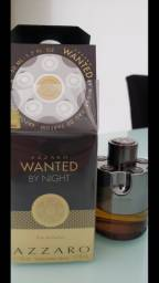 Perfume azzarro wanted by night 50 ml - Aceito trocas!