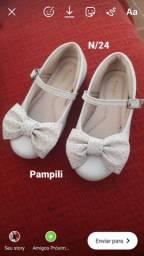 Sapatos social infantil
