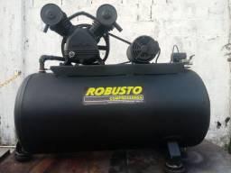 Compressor de ar 25 pés 250 litros