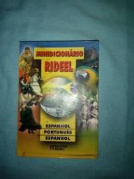 Mini Dicionário ESPANHOL/PORTUGUÊS/ESPANHOL