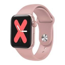 Smartwatch Iwo Max 2.0 - Rosa - R$ 170,00 Á vista