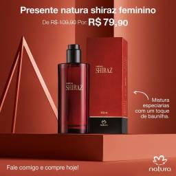 Perfume lançamento natura Fragancia doce