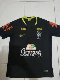 Camisa oficial do Brasil Exclusiva
