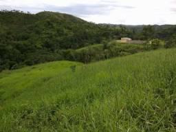 Sitio no município de Padre Bernardo