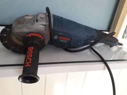 Esmirilhadeira 2200w Bosch