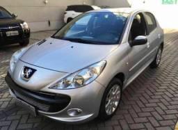 Peugeot 207 Xs 1.6 16v - 2009/2010 Flex - 75000km - Prata - Lindo