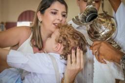 Fotografia para batizado