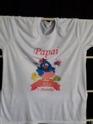 Camiseta aniversário