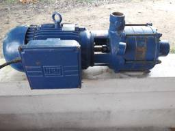 Bomba irrigação