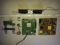 Placa eletrônicas tv aoc 43'' modelo: le 43s5970