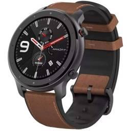 Smartwatch Xiaomi Amazfit gtr 47mm- novo lacrado- Aluminium Alloy a1902