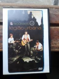 Dvd acústico legião urbana, 14 músicas de sucesso.