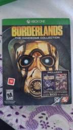 Borderlands edição de colecionador capa cromada