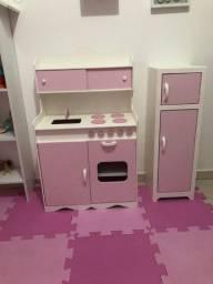 Cozinha infantil em MPF linda