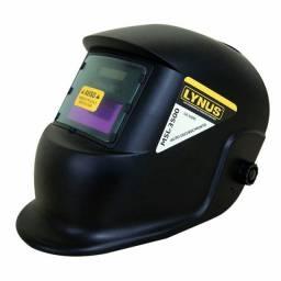 Máscara de solda eletrônica automática