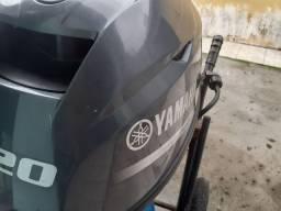 Yamaha 20 4 tempos