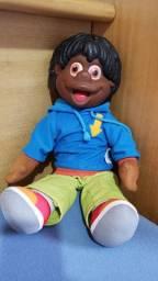 Coleção de bonecos Turma do Cocoricó - Impecáveis