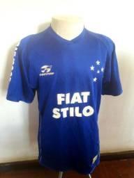 Camisa do Cruzeiro E.c decada 2000