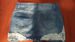Shorts número 36