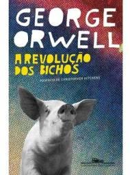 Livro A Revolução Dos Bichos De George Orwell