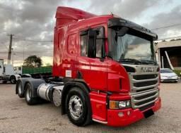 Scania P360 6x2 2014 Completo