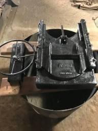 Fabricação de registros, polias cavaletes e rotores em geral