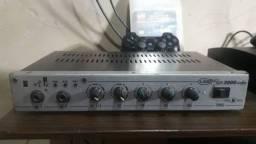 Amplificador 2000 rms e equalizador