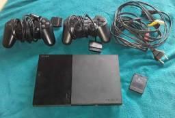 Vendo PlayStation 2 seminovo
