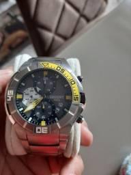 Relógio oriente titanium