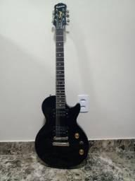 Guitarra epiphone especial II (violão,amplificador,nova,pedaleira)