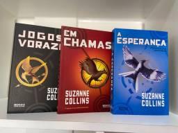 Série Jogos vorazes - Suzanne Collins