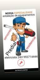 Consertos e reparo eletricista 24h
