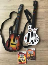 Kit Guitar Hero Wii