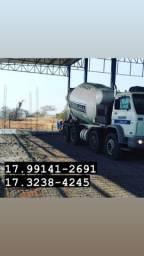 Concremassa Concreto usinado e massa para reboco
