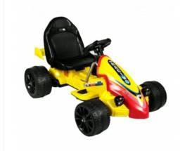 Carro Elétrico Formula Esporte 12V Amarelo