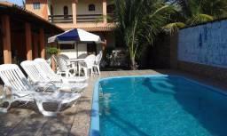 Venha Curtir Casa Praia Piscina 30 mil litros Temporada Guarapari Sereia 27-99961.5535